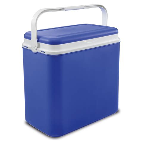 fan with ice compartment 36 litre extra large cooler box picnic lunch beach cing