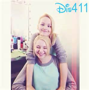 Liv And Maddie Halloween A Rooney by Photo Dove Cameron And Shelby Wulfert September 25 2013