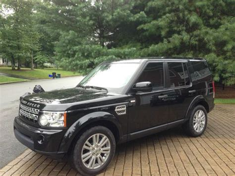 Sell Used 2011 Land Rover Lr4 Hse Sport Utility 4-door 5