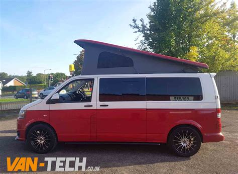 volkswagen new van for sale vw transporter t5 1 cer van white and red two
