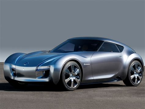 Nissan Electric Car by Car Pictures Nissan Esflow Electric Concept Car 2011