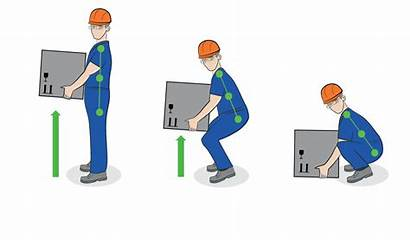 Lifting Proper Technique Safety Retail Hazards Techniques