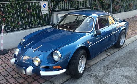 Renault Alpine For Sale by 1973 Renault Alpine 1600s For Sale Germany