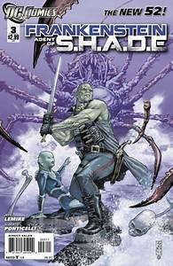 Frankenstein  Agent Of S H A D E  0  Dc Comics