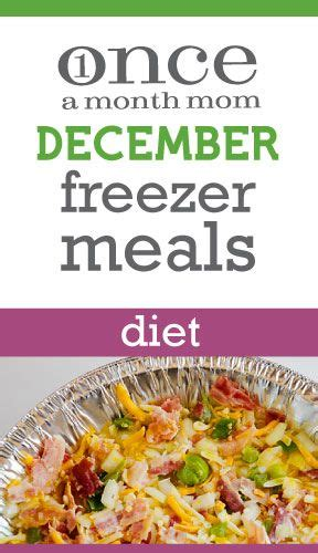 Weight Watchers Freezer Meals Recipes