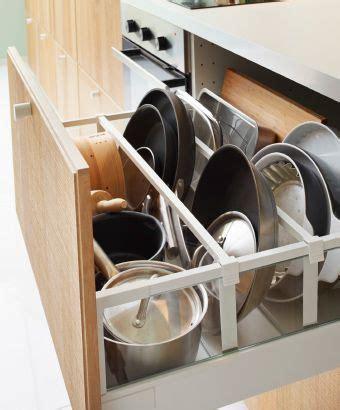 separateur tiroir cuisine 1000 idées sur le thème séparateurs pour tiroirs sur