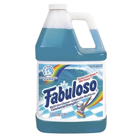 fabuloso floor cleaner msds fabuloso all purpose cleaner cool cpc 04373 d