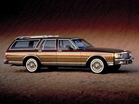 Station Wagon by 1980 Chevrolet Caprice Classic Estate Wagon Buying A Car
