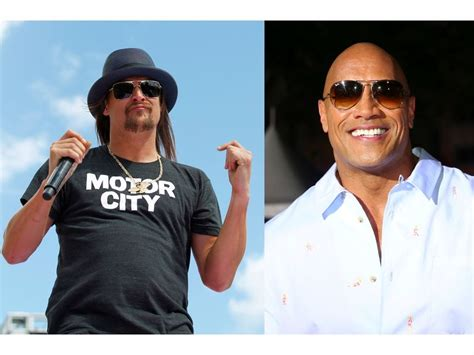 Picture Kid Rock Featuring Sheryl Crow: Kid Rock Vs. The Rock, 2020 Presidential Race We Want To