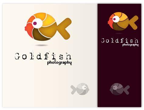 Goldfish Logo By Louise Tanasa On Visualart