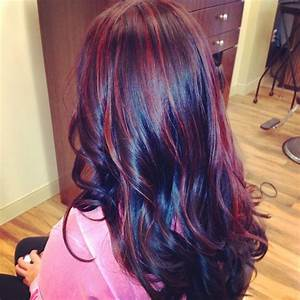 28 best images about Darker Hair Base with Plum, Violet ...