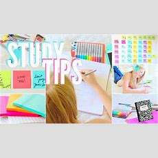 The Best Study Tips + Organization Tips! Youtube