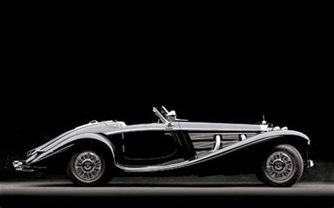 1936 Mercedes Benz 540k 25 Most Beautiful Cars