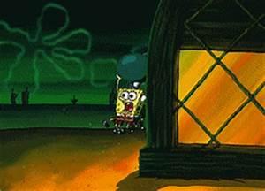 Halloween spong... Spongebob Graveyard Shift Quotes