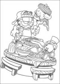 good breakfast coloring page supercoloringcom