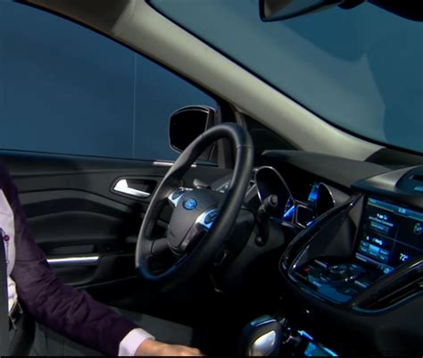 ford escape interior teased video  caradvice