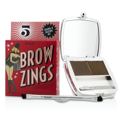 Benefit Brow Zings 5 brow zings total taming shaping kit for brows 5