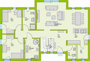 Grundriss 2 Familienhaus : lifestyle f einfamilienhaus fertighaus bauen mit ~ A.2002-acura-tl-radio.info Haus und Dekorationen