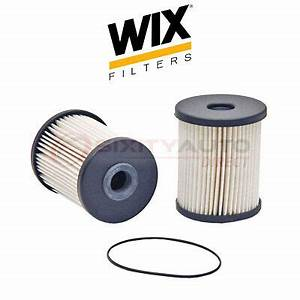 2006 Ram 2500 Fuel Filter : wix fuel filter for 2000 2009 dodge ram 2500 5 9l l6 gas ~ A.2002-acura-tl-radio.info Haus und Dekorationen
