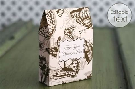 printable gift bag template