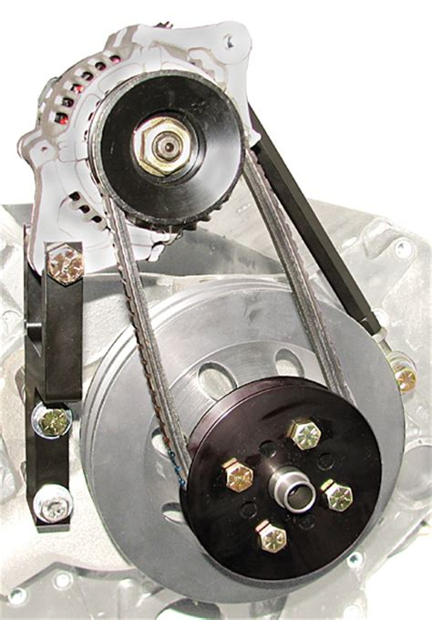 Cms Kit Chevy Wire Race Car Alternator For
