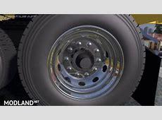 Speed Line Wheels v 14 mod for ETS 2
