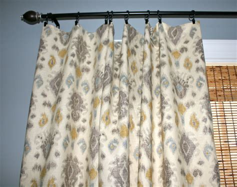yellow and gray panel curtains item details