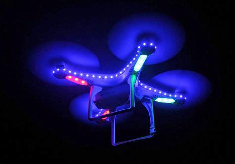 drone lights at night an av christmas story rave publications