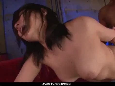 Megumi Haruka Strips Naked For A Big Japanese Dick More At Free Porn Videos Youporn