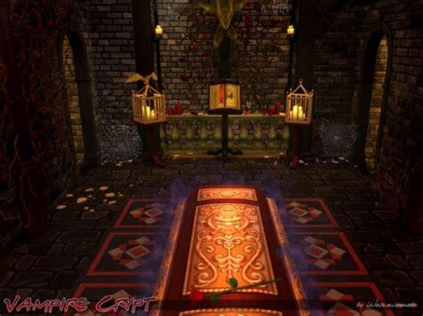 akisima sims blog vampire crypt sims  downloads