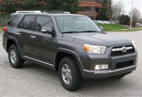 how make cars 2012 toyota 4runner spare parts catalogs toyota 4runner wikipedia