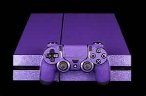 Sony PS4 PlayStation 4 Slim Custom MOD Skin Decal Cover