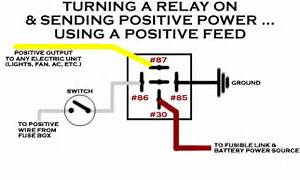 Help  Does Anyone Have A Wiring Diagram For Elect Fan  Switch  And Relay