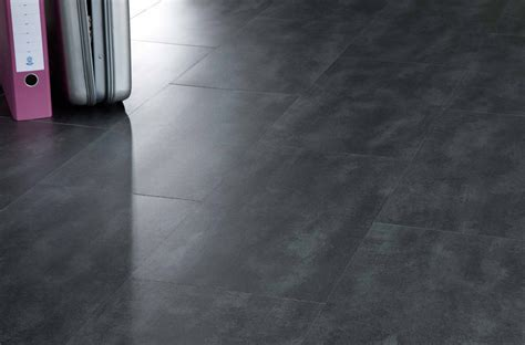 Concrete 40986   Stone Effect Luxury Vinyl Flooring   Moduleo
