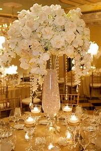 wedding flower decoration ideas photo pic images on With white wedding flower arrangement ideas