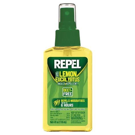 lemon and mosquitoes repel lemon eucalyptus insect repellent spray target