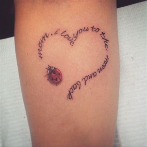 ladybug tattoos ideas  pinterest tatoo