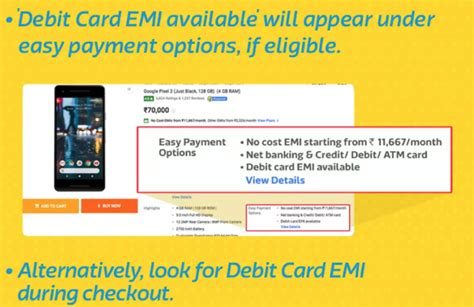 Once you apply for the credit card and your application is approved, the bank will communicate the credit limit to you. Debit Card Emi App - DEBATEWO