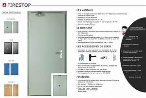bloc porte coupe feu 12h prepeint 204x83 cm gauche With porte de garage enroulable jumelé avec bloc porte métallique