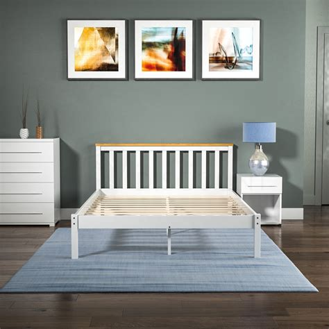 wood bed sydney single double king size ft ft ft frame