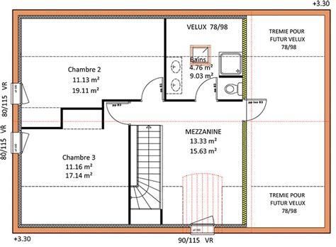 surface d une chambre modèles maison traditionnelles page 1