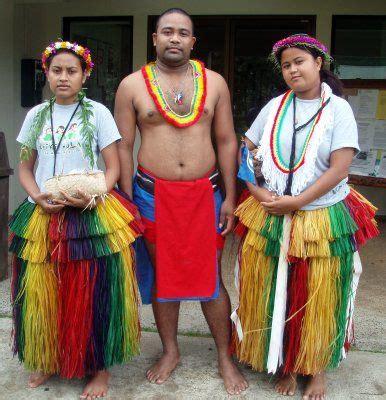 Yapese | Micronesia, Kosrae, Yap island