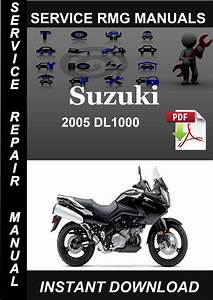 2005 Suzuki Dl1000 Service Repair Manual Download