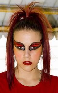 29 Simple Devil Girl Makeup For Kids | vizitmir.com