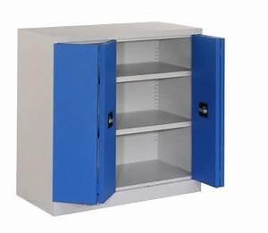 Armoire D Atelier : armoire d 39 atelier portes pliantes apph50gb ~ Teatrodelosmanantiales.com Idées de Décoration