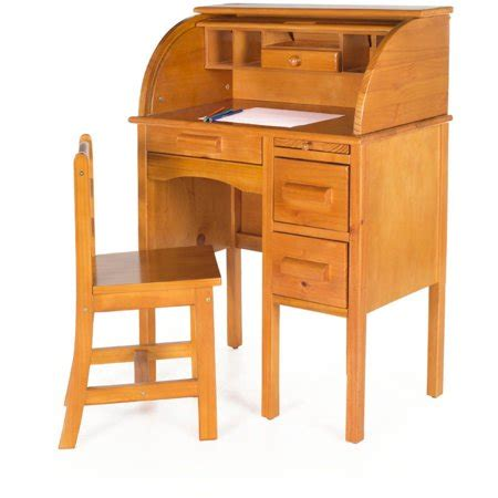 Guidecraft Desk by Guidecraft Roll Top Desk With Chair Colors