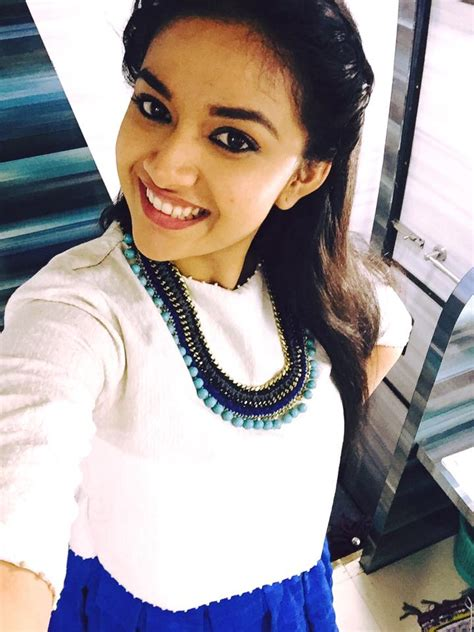 Actress Photos Galleries Of Keerthy Suresh Cute Smile