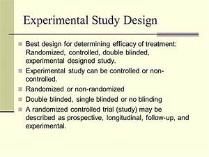 Research Study Designs - ppt video online download