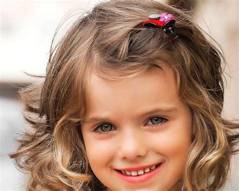 Latest Wedding Hairstyles For Little Kids Girls