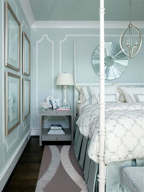pastel blue bedroom design ideas